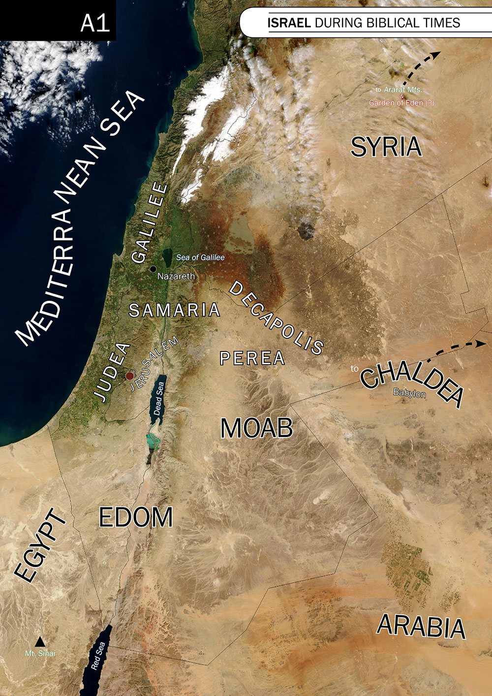 Israel during biblical times