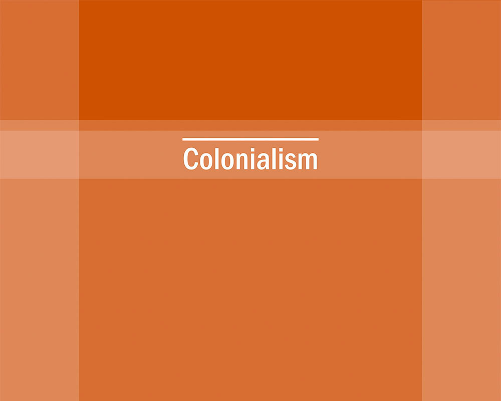 Colonialism affected the lives of those living in the territories of Africa since the arrival of the British to African soil.